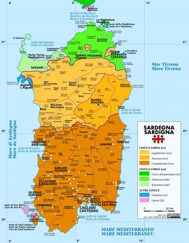 Sardinia_Language_Map