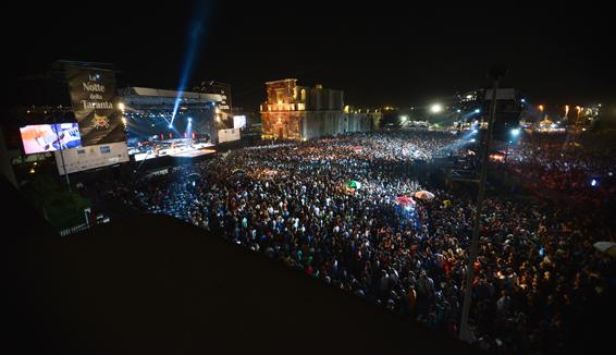 Notte della Taranta 2015, ci sarà anche Ligabue