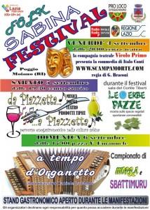 Folk Sabina Festival