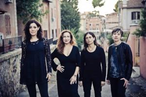 Raffaella Misiti & LE ROMANE by Simone Cecchetti