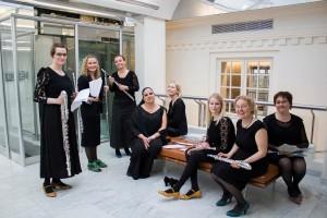The Icelandic Flute Ensemble