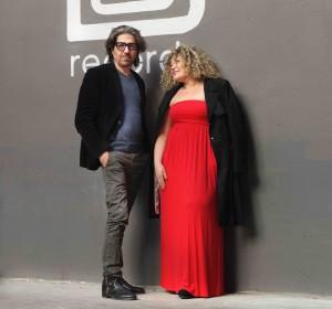 Cesare Dell'Anna e Irene Lungo