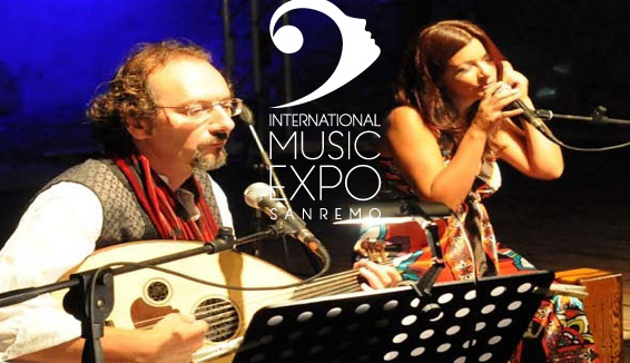 A IME Sanremo la Master Class in World Music con Stefano Saletti e Barbara Eramo