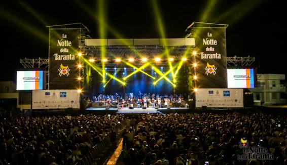 Concertone di Melpignano: riviviamo i momenti più belli dal 2006 al 2017