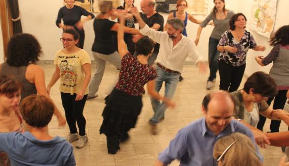 I Balli Popolari al primo posto tra le attività per ritrovare la forma fisica