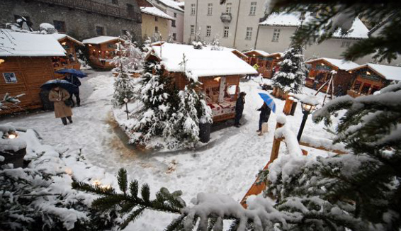 Natale e le poesie in dialetto valdostano
