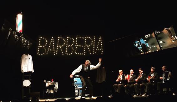 Barberia, barba, capiddi e mandulinu: la musica delle barberie siciliane in scena