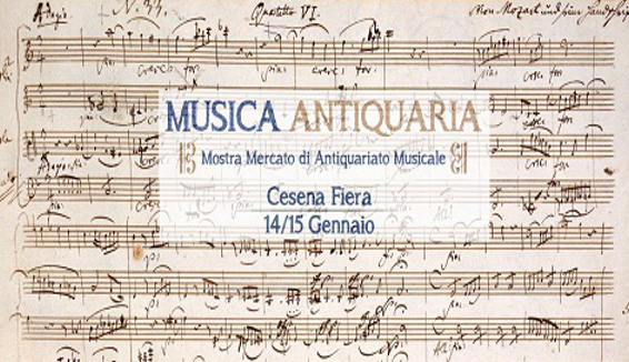 "A Cesena ""Musica Antiquaria"""