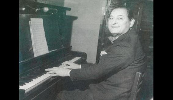 Romolo Balzani, le radici della musica romana