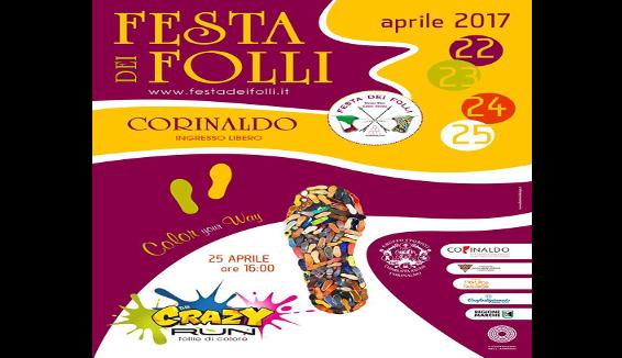 Festa dei Folli, a Corinaldo quattro giorni di eventi