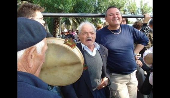 Zì Giannino del Sorbo, ci lascia uno degli ultimi cantori popolari