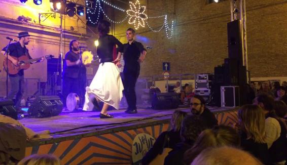 Pizzica e fisarmonica protagoniste a Castelfidardo, nel circuito Premio Internazionale di fisarmonica