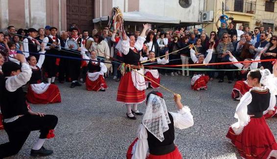 Gruppo folk Trinacria Bedda di Monreale e il suo ricco repertorio