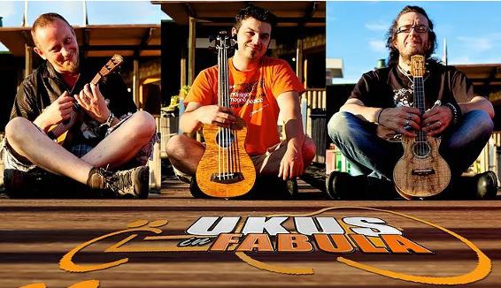 Ukus In Fabula: l'ukulele come non l'avete mai visto
