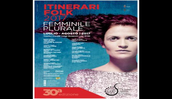 Itinerari Folk: 12 concerti al femminile portano a Trento la musica del mondo