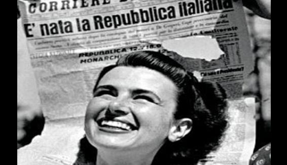 Festa della Repubblica: un pezzo di storia attraverso le canzoni