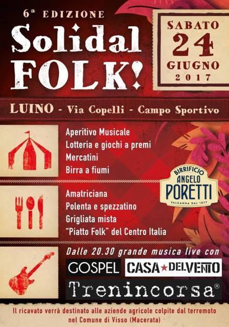 Solidal Folk @ Voldomino – Luino (VA)