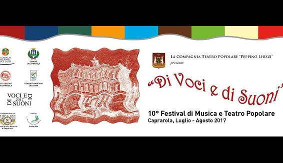 Di Voci e Di Suoni, musica e teatro popolare a Caprarola