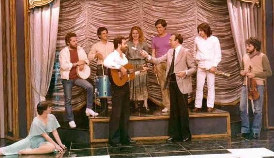 I Cilliri: 40 anni della Compagnia Siciliana di Canto Popolare