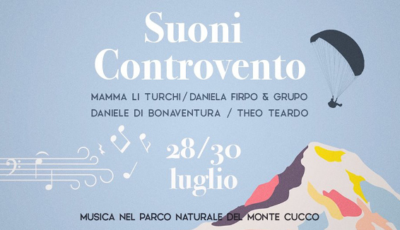 Suoni Controvento green festival, sul Monte Cucco musica in quota