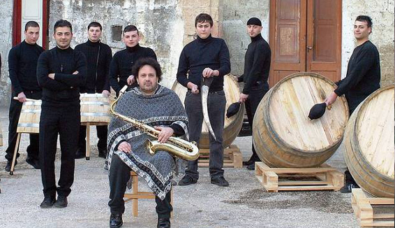 A Loano il Premio Nazionale per la musica tradizionale italiana