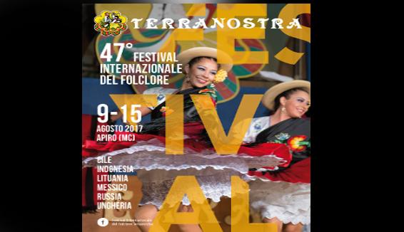 """Festival Internazionale del Folklore """"Terranostra"""""""