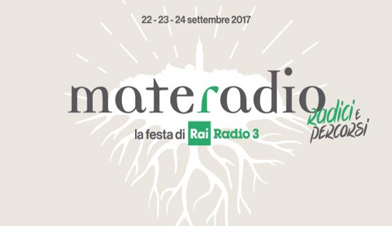 Materadio, settima edizione della Festa di Radio3