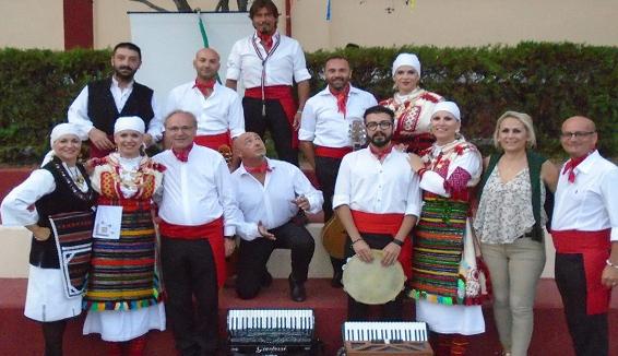 I Morescanova esportano la musica dell'Alta Murgia all'estero