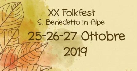 Musica e danze popolari protagoniste: San Benedetto in Alpe Folkfest