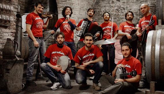 Folkantina, la band che racconta Ancona in musica popolare