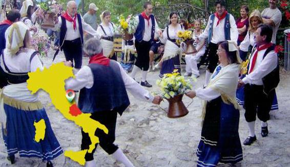 Abruzzo, una playlist con le canzoni popolari tipiche della regione