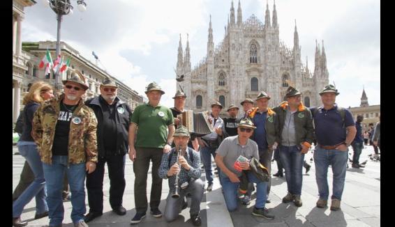 92° Adunata Nazionale degli Alpini a Milano
