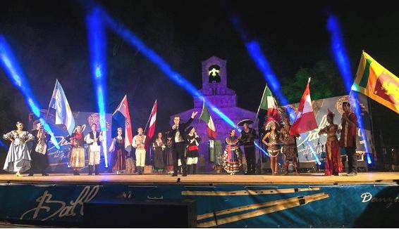 Ballus: a Uta l'incontro internazionale di folklore