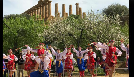 """Il Festival del """"Bambini del mondo"""" al via ad Agrigento"""