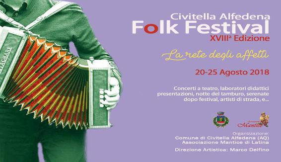 Civitella Alfedena Folk Festival