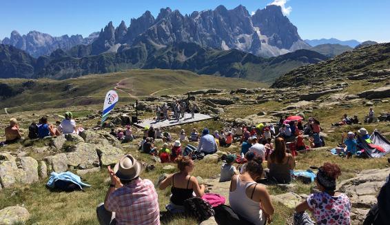 Val di Fassa Panorama Music, risalto alla musica in lingua minoritaria