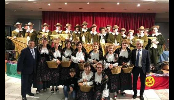 I Folkbrianzoli vincono la Rassegna nazionale di musica e canti folklorici