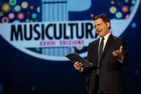 Il saluto di Musicultura a Fabrizio Frizzi, per 9 anni volto della manifestazione
