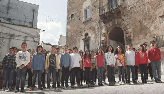 Io mi sento Gargano: gli alunni dell'istituto D'Apolito di Cagnano Varano e l'inno alla loro terra