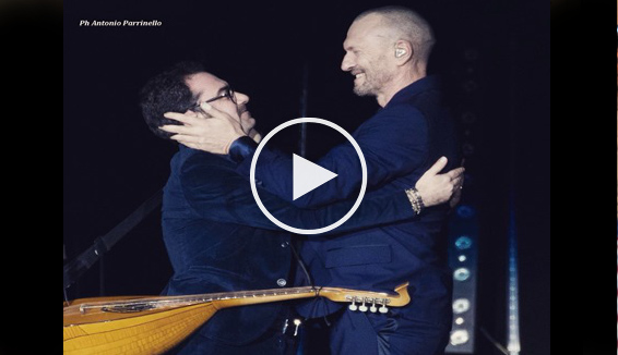 Mario Incudine in dialetto con la tecnica del cunto nel video di Biagio Antonacci