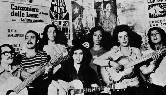 Mi ricordo e canto: il libro e il concorso per i canti del '68 legati al lavoro