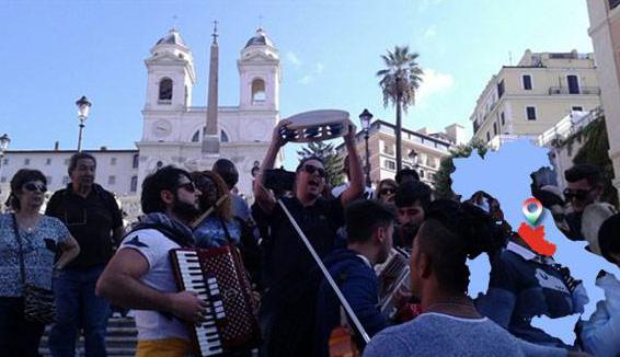 Lazio, una playlist con le canzoni popolari tipiche della regione