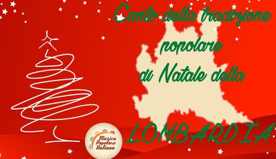 Canto della Tradizione Popolare di Natale della Lombardia