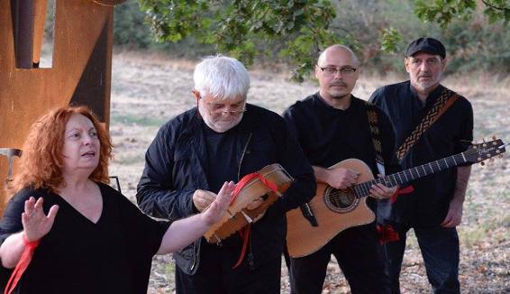 50 anni del Gruppo Folk marchigiano La Macina