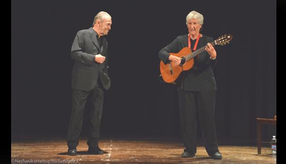 Nel canto popolare sopravvive la poesia: Giovanna Marini a teatro con 5 ballate