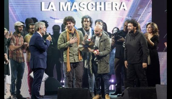 La Maschera vince il Premio Andrea Parodi