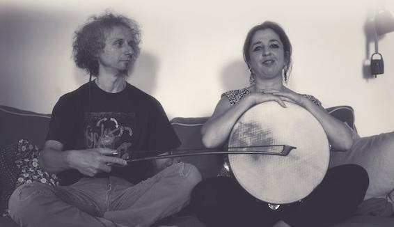Suoni della tradizione e sperimentazione nel disco del duo Mascolo-Basile