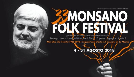 Monsano Folk Festival 33° edizione: viaggio nella vocalità popolare