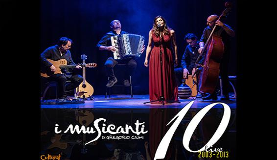 I Musicanti di Gregorio Caimi: una raccolta di dieci anni di musica folk popolare