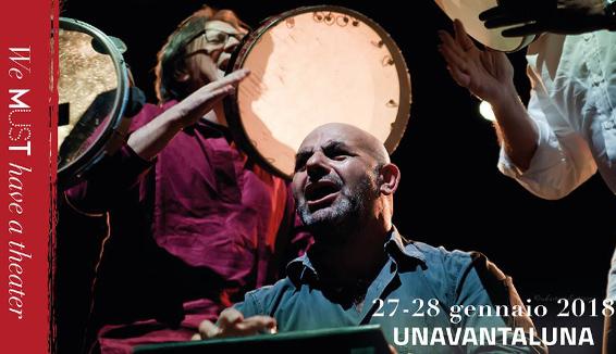 Canti popolari e note gitane al MUST Musco Teatro di Catania